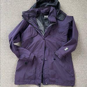 Helly Hansen Waterproof Raincoat